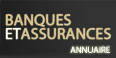 Banques et Assurances : Annuaire