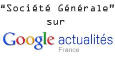 Société Générale (Google News)