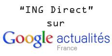 ING Direct (Google News)